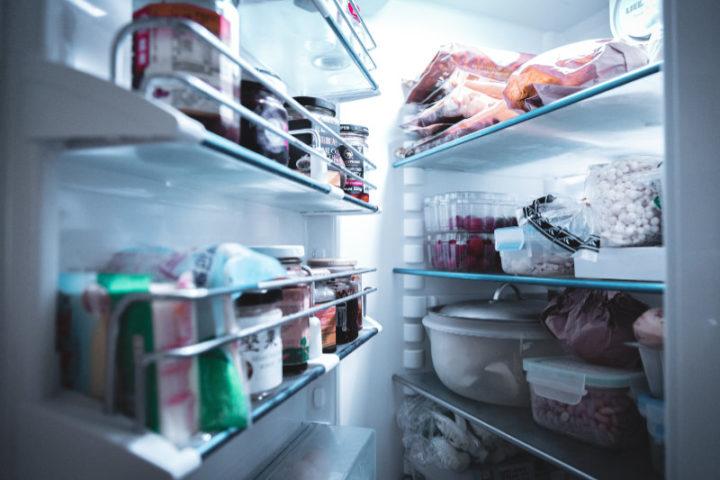 Organiserat-kylskåp